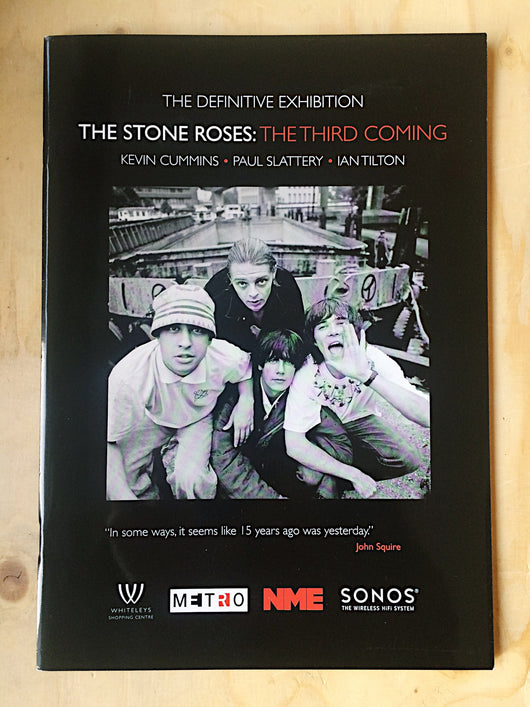 The Definitive Exhibition - The Stone Roses: The Third Coming