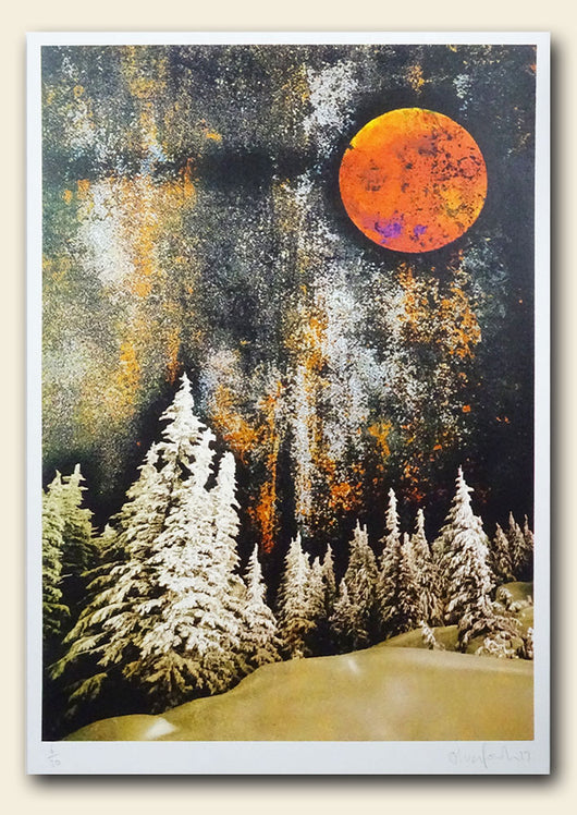 Winter - Oli Fowler (Signed by the artist)