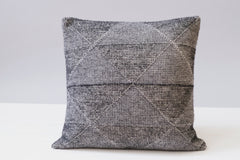 Wool and Alpaca Throw Pillow
