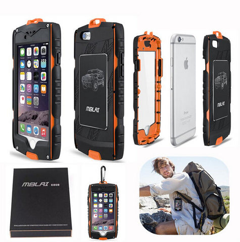 "New MBLAI Strong Waterproof Shockproof Dustproof Case for iPhone 6s 6 4.7"" Cover - ISaleuk"