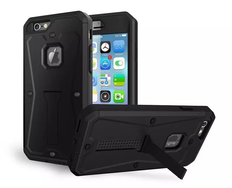 Heavy Duty TANK Armour Hard Case Cover Ultra Protective Shockproof iPhone 6s 6 - ISaleuk