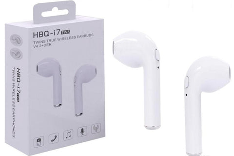 b7aba0e409f ... HBQ i7 TWS Twins Stereo In-Ear Headphones Earphones for iphone and  android phone ...