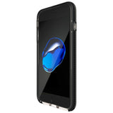 NEW TECH21 IMPACT SHELL CASE PROTECTIVE THIN COVER FOR IPHONE 7 & 7 PLUS - Black - ISaleuk