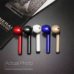 V2 Mini Wireless Bluetooth 4.1 In-Ear Earphone Stereo Headphone Headset Earbuds - ISaleuk