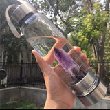 Crystal water bottle - ISaleuk