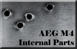 AEG M4 Internal Parts