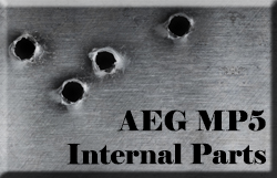 AEG MP5 Internal Parts
