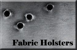 Fabric Holsters