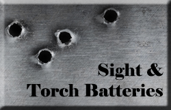 Sight & Torch Batteries