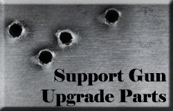 Support Weapons Upgrades