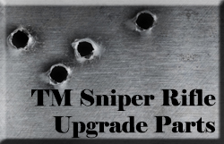 TM Sniper Rifle Upgrade Parts