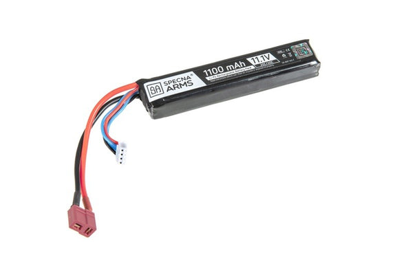 LiPo 11,1V 1100mAh 20/40C Battery (Deans)