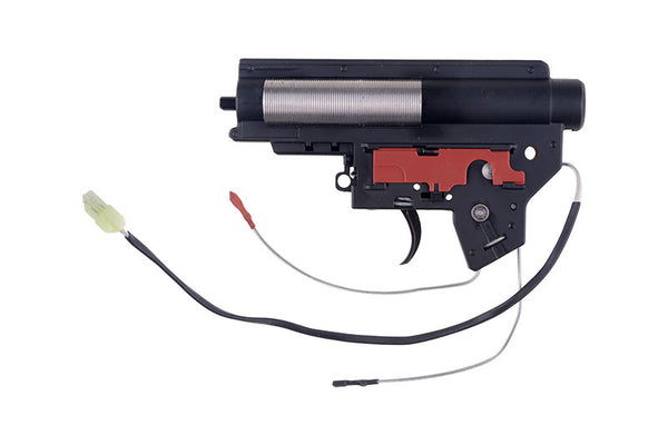 Specna Arms V2 Gearbox rear wired