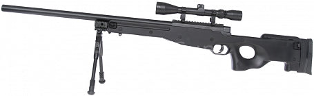 WELL MB01C Black Sniper Rifle