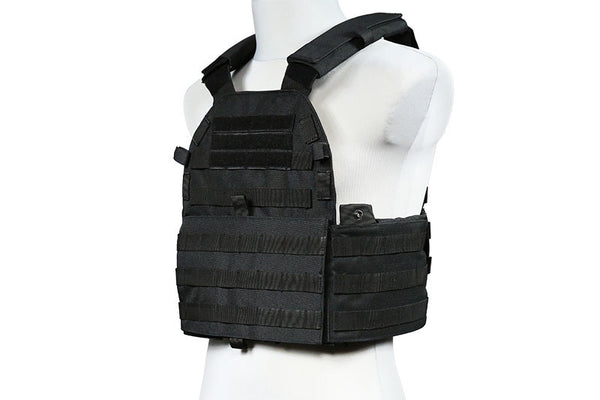 6094 type tactical vest - black