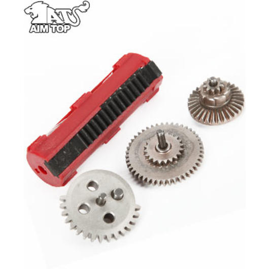 Super High Torque Gear Set with Piston