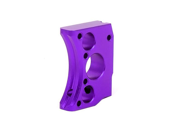 Airsoft Masterpiece Aluminum Trigger Type 11 (Purple)