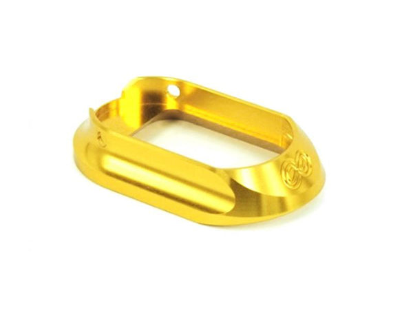 Airsoft Masterpiece Infinity Magwell for AA IPSC Standard Rule (Gold)