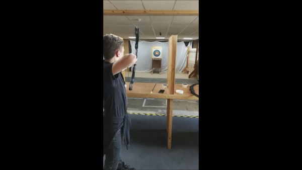 Archery Target Shooting