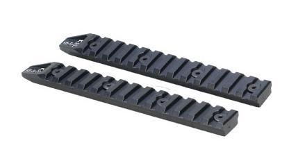 "Ares 6"" Key Rail for Keymod System (2pcs/pack)"