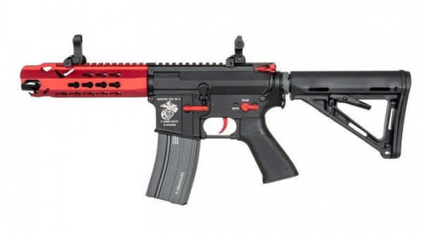 SPECNA ARMS B121 M4 RIFLE RED EDITION