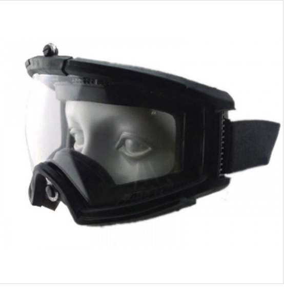 Bigfoot tactical Goggles in Black