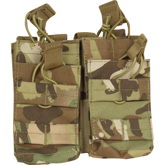 Viper Double Duo Mag Pouch VCAM