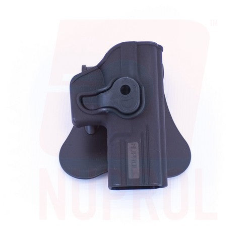 Nuprol right handed EU series holster