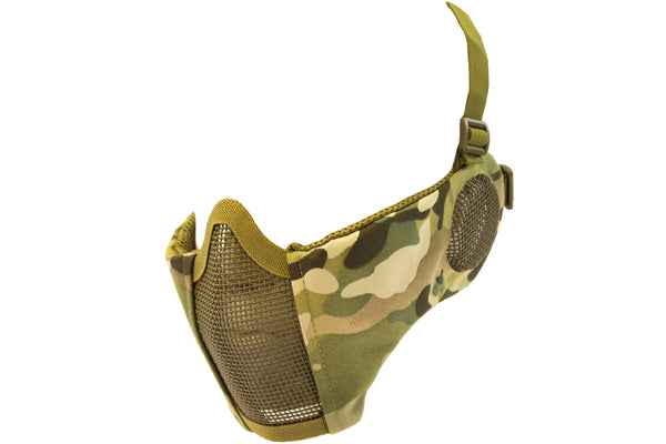 MESH LOWER FACE SHIELD V3 - CAMO