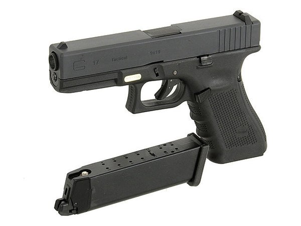 WE G17 Generation 4 Glock Gas Blow Back Pistol