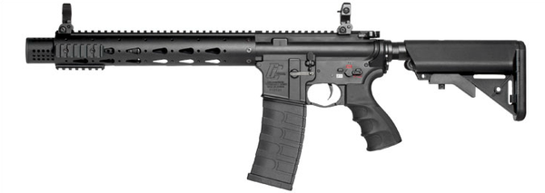 "G&G GC16 FFR 12"" SD AEG Rifle"