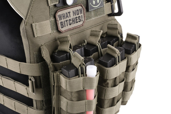 GFC Jump Type Tactical Vest Black