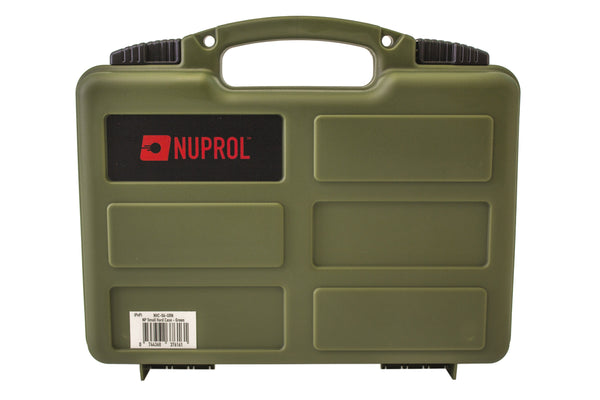 Nuprol Small Pick and Pluck Hard Case (Green)