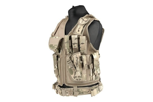 KAM-39 tactical vest - MC