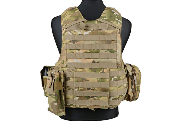 CIRAS Tactical Vest (Multicam)