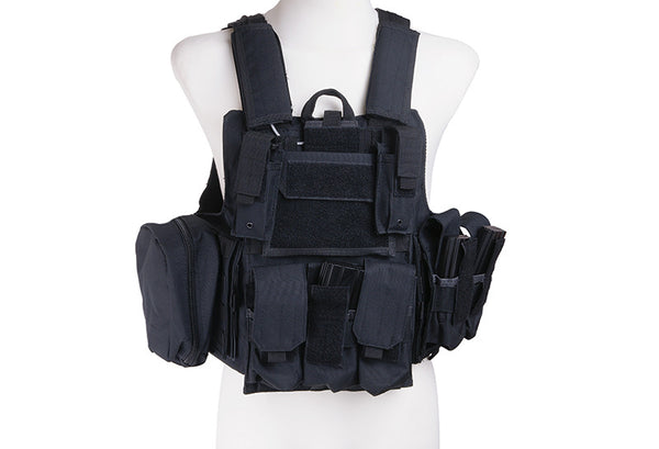 CIRAS Tactical Vest (Black)