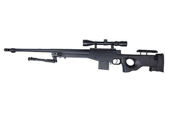 Well MB4402-D Black Sniper Rifle