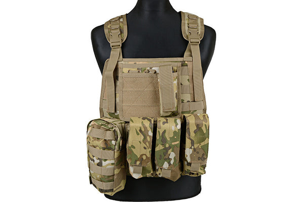 MBSS type Tactical Vest - MC