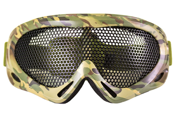 NP PRO MESH EYE PROTECTION (Multi Cam)