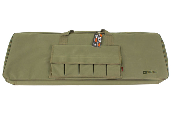 "NP PMC ESSENTIALS SOFT RIFLE BAG 36"" - GREEN"