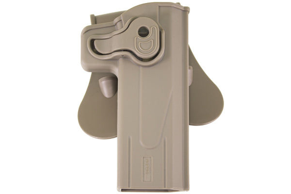 Nuprol hi-capa series holster tan