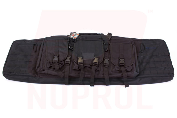 "Nuprol PMC Deluxe Soft Rifle Bag 46"" black"