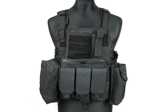 GFC Plate Carrier type vest – Black