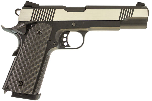 Raven MEU/1911 Gas Pistol with Silver Slide