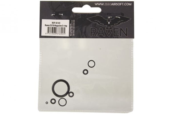 Raven EU17&18 Magazine O-Ring Set