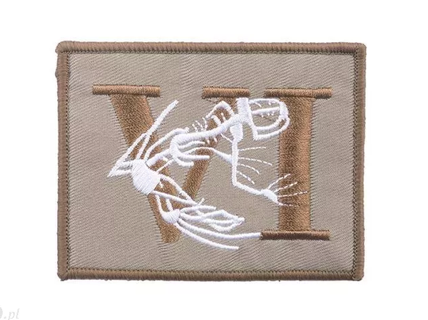 SEALS TEAM SIX FROG PATCH