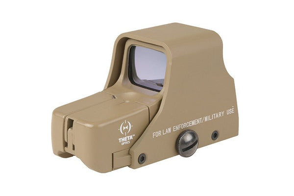 Theta Optics 551 Holographic Sight - Tan