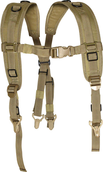 Locking Harness (Tan)