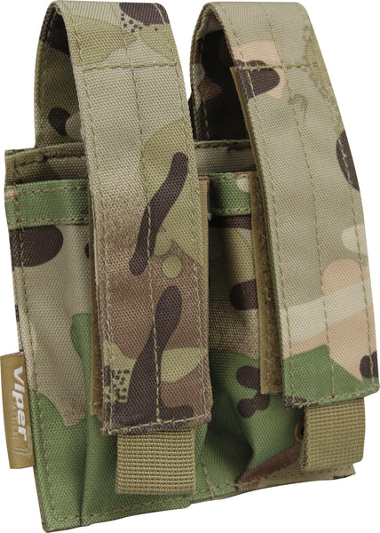 Viper Modular Double Pistol Mag Pouch VCAM