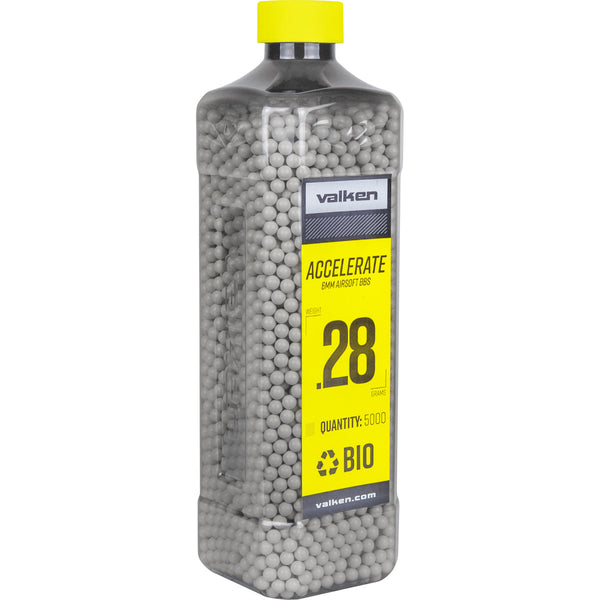 Valken 0.28g Biodegradable BB'S 5000